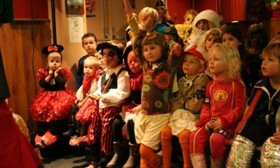 Foto's Kindercarnaval Burgerbrug 18-02-2012