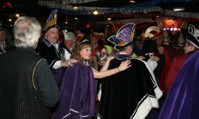 Foto's Prinsenbal Opmeer 28-01-2012
