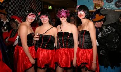 Groot Carnaval Burgerbrug 14-02-2015