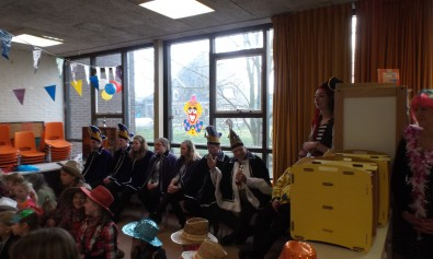 Carnaval Basisschool 13-02-2015