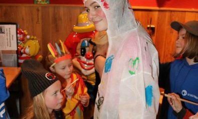 Kindercarnaval 06-02-2016