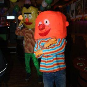 Pre Carnaval - Kinderseries - Terug naar je kindertijd